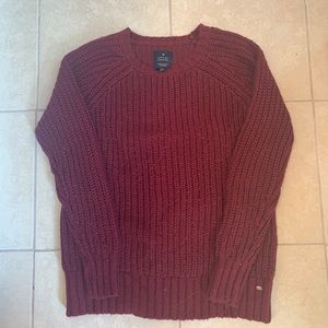 American eagle jegging sweater!